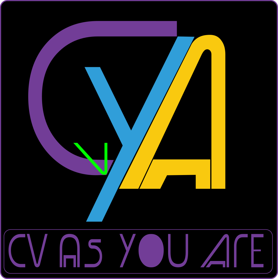 CV as You Are